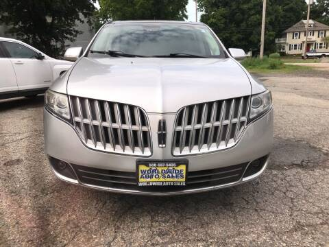 2012 Lincoln MKT for sale at Worldwide Auto Sales in Fall River MA