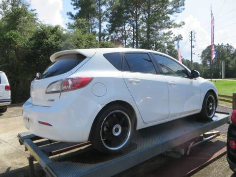 2012 Mazda MAZDA3 for sale at Ward's Motorsports in Pensacola FL