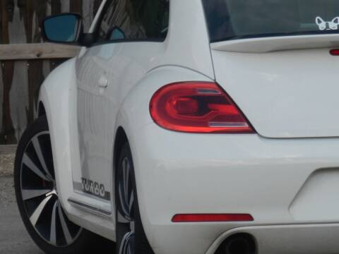 2012 Volkswagen Beetle for sale at Moto Zone Inc in Melrose Park IL