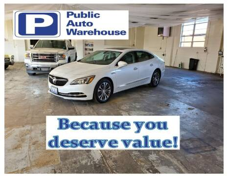 2019 Buick LaCrosse for sale at Public Auto Warehouse in Pekin IL