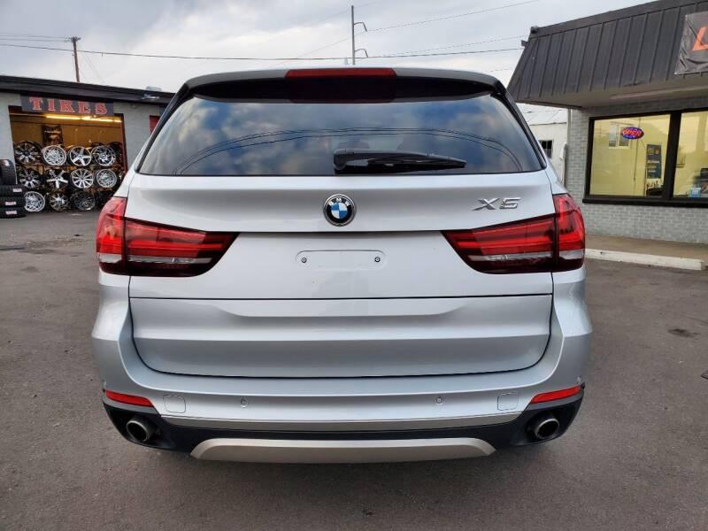 2016 BMW X5 AWD xDrive35i 4dr SUV - Denver CO