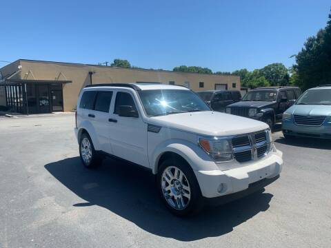 2010 Dodge Nitro for sale at EMH Imports LLC in Monroe NC