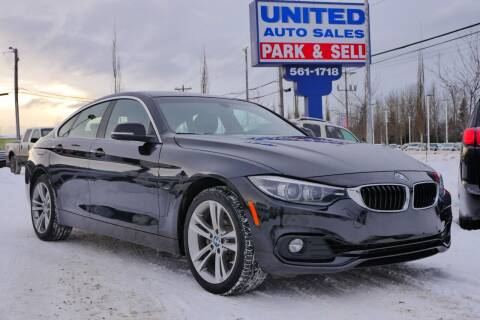 2018 BMW 4 Series for sale at United Auto Sales in Anchorage AK
