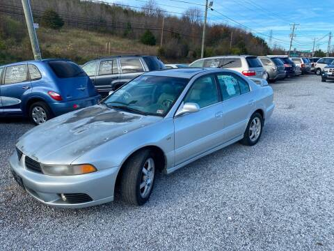 2003 Mitsubishi Galant for sale at Bailey's Auto Sales in Cloverdale VA