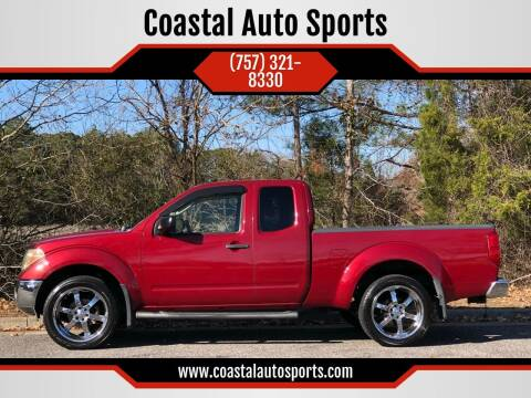 2007 Nissan Frontier for sale at Coastal Auto Sports in Chesapeake VA