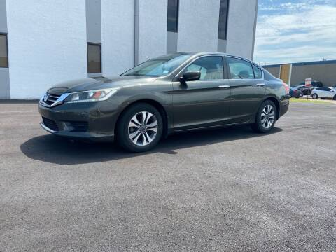 2015 Honda Accord for sale at Automotive Brokers Group in Plano TX
