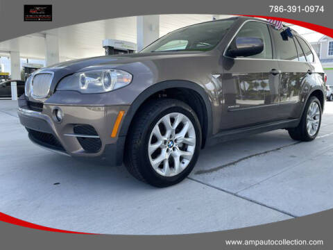 2013 BMW X5 for sale at Amp Auto Collection in Fort Lauderdale FL