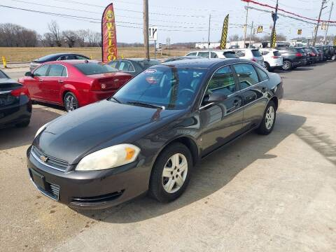 2008 Chevrolet Impala for sale at MARIETTA MOTORS LLC in Marietta OH
