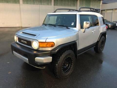 2007 Toyota FJ Cruiser for sale at TacomaAutoLoans.com in Tacoma WA