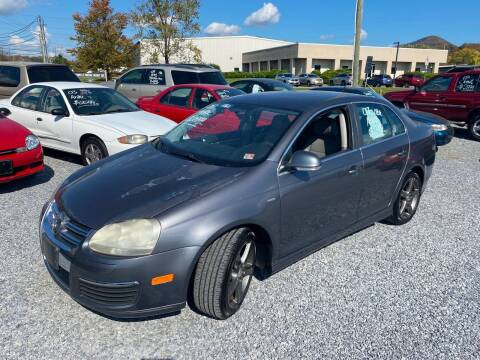 2007 Volkswagen Jetta for sale at Bailey's Auto Sales in Cloverdale VA