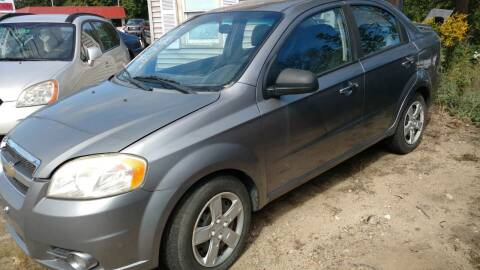 2009 Chevrolet Aveo for sale at Auto Brokers of Milford in Milford NH
