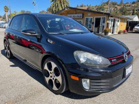 2011 Volkswagen GTI for sale at MISSION AUTOS in Hayward CA