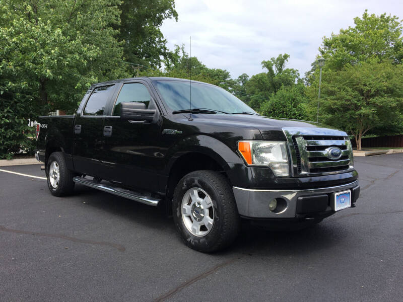 2011 Ford F-150 for sale at Car World Inc in Arlington VA