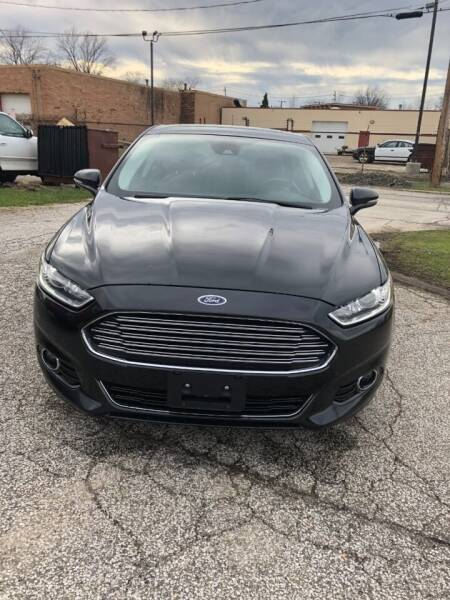 2013 Ford Fusion for sale at Northstar Autosales in Eastlake OH
