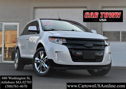 2011 Ford Edge for sale at Car Town USA in Attleboro MA