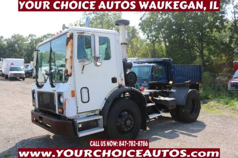 2007 Mack MR688P for sale at Your Choice Autos - Waukegan in Waukegan IL