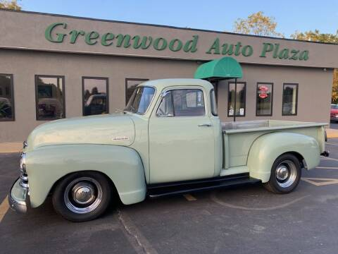1955 Chevrolet 3100 for sale at Greenwood Auto Plaza in Greenwood MO