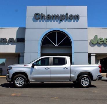 2020 Chevrolet Silverado 1500 for sale at Champion Chevrolet in Athens AL