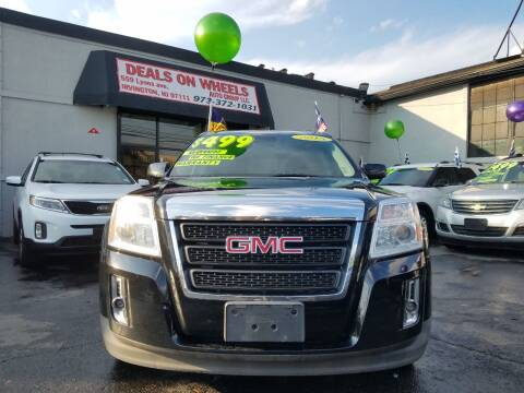 2015 GMC Terrain for sale at Deals On Wheels Auto Group in Irvington NJ