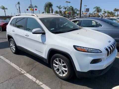 2018 Jeep Cherokee for sale at Nissan of Bakersfield in Bakersfield CA