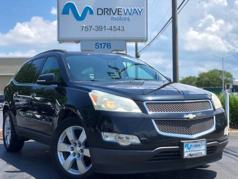2009 Chevrolet Traverse for sale at Driveway Motors in Virginia Beach VA