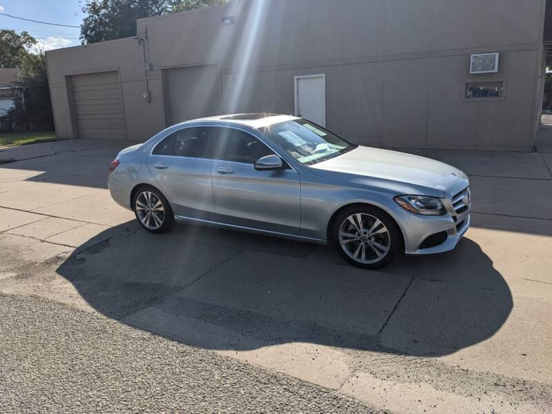 2018 Mercedes-Benz C-Class for sale in Mcpherson, KS