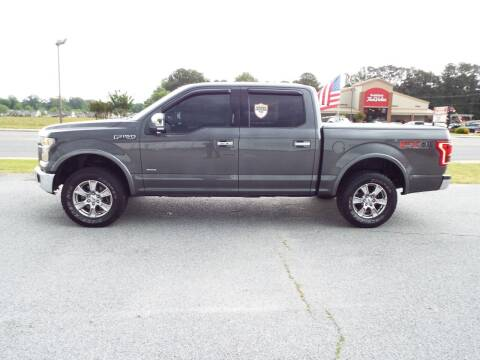 2015 Ford F-150 for sale at USA 1 Autos in Smithfield VA