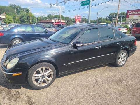 2003 Mercedes-Benz E-Class for sale at Johnny's Motor Cars in Toledo OH