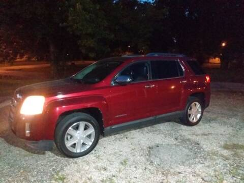 2011 GMC Terrain for sale at AFFORDABLE DISCOUNT AUTO in Humboldt TN