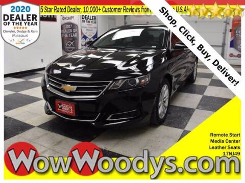2017 Chevrolet Impala for sale at WOODY'S AUTOMOTIVE GROUP in Chillicothe MO