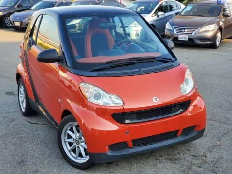 2008 Smart fortwo for sale at Gold Coast Motors in Lemon Grove CA