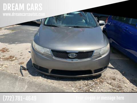 2010 Kia Forte for sale at DREAM CARS in Stuart FL