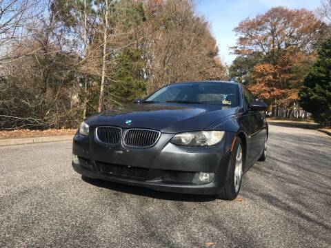 2007 BMW 3 Series for sale at Coastal Automotive in Virginia Beach VA
