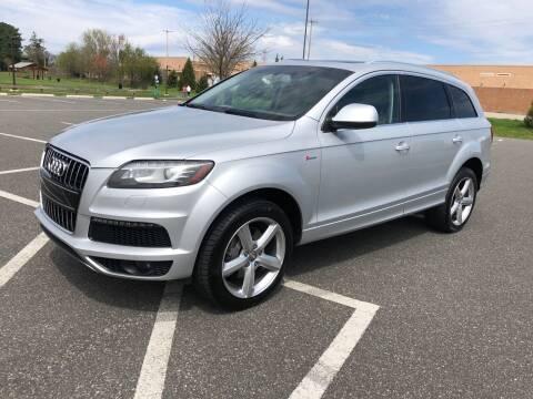 2014 Audi Q7 for sale at PA Auto World in Levittown PA