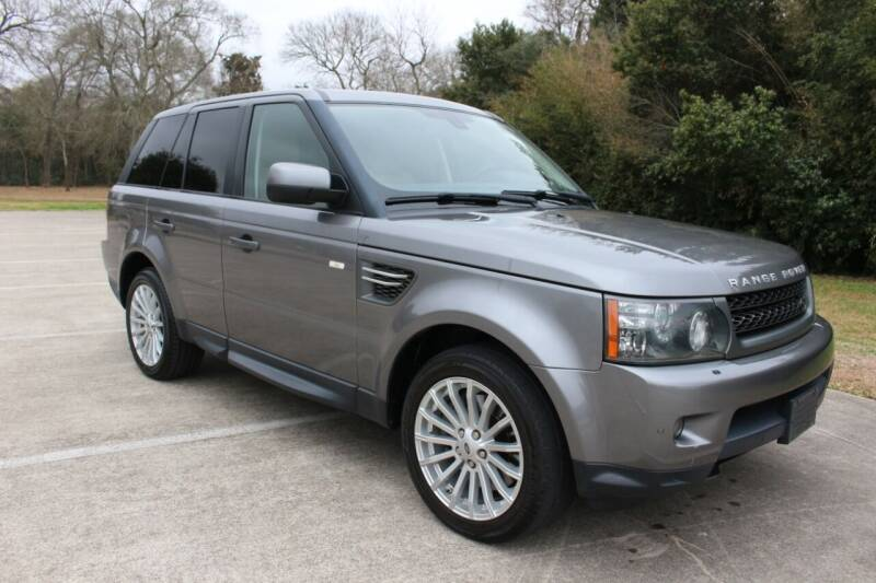 2011 Land Rover Range Rover Sport for sale at Clear Lake Auto World in League City TX