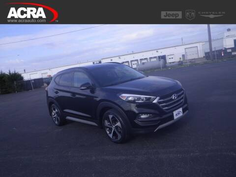 2018 Hyundai Tucson for sale at BuyRight Auto in Greensburg IN