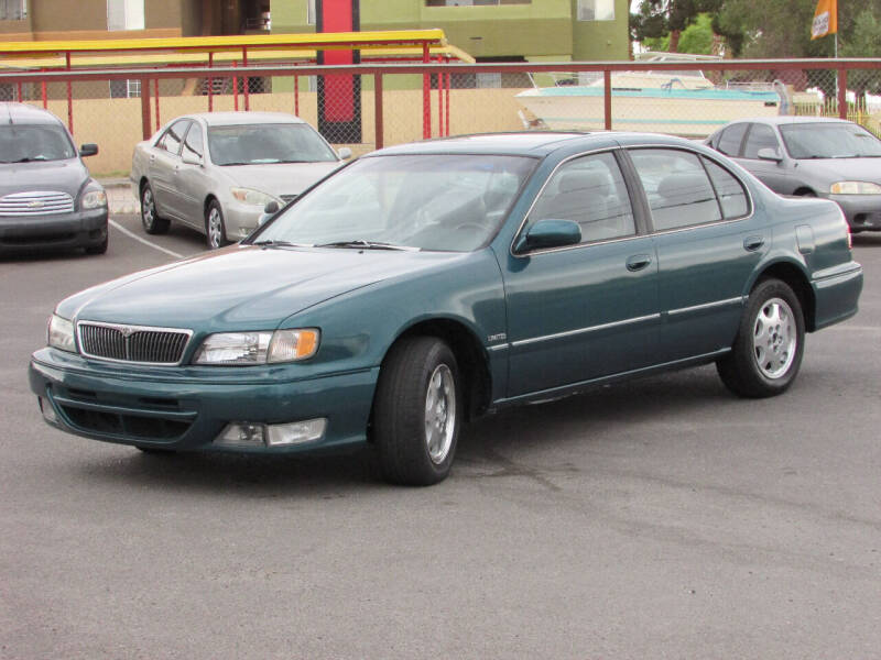 1999 Infiniti I30 for sale at Best Auto Buy in Las Vegas NV