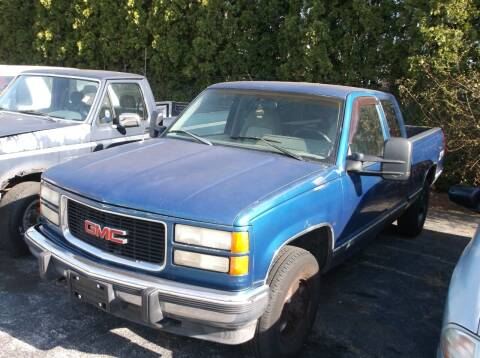 1994 GMC Sierra 1500 for sale at M & N CARRAL in Osceola IN