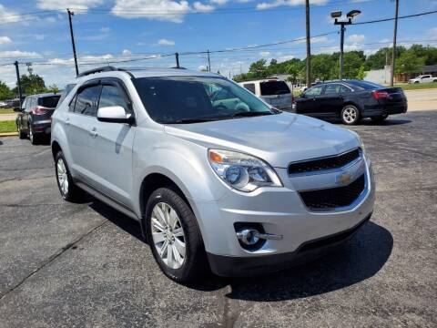 2011 Chevrolet Equinox for sale at Samford Auto Sales in Riverview MI