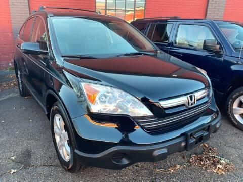 2009 Honda CR-V for sale at John Warne Motors in Canonsburg PA