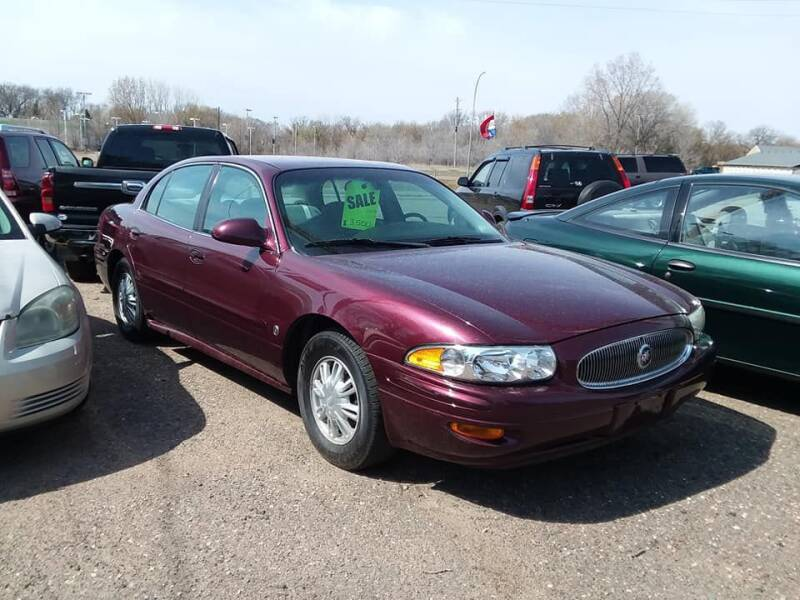 2004 Buick LeSabre for sale at Affordable 4 All Auto Sales in Elk River MN