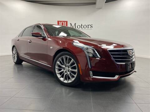 2016 Cadillac CT6 for sale at 101 MOTORS in Tempe AZ