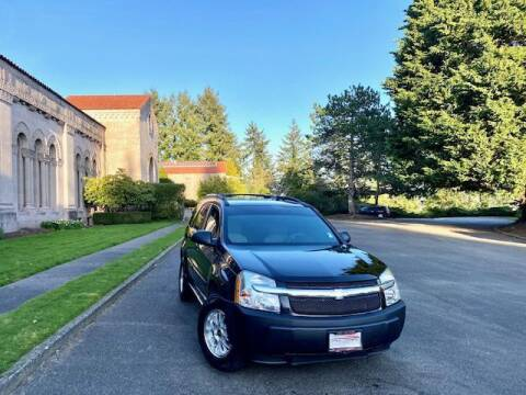 2005 Chevrolet Equinox for sale at EZ Deals Auto in Seattle WA