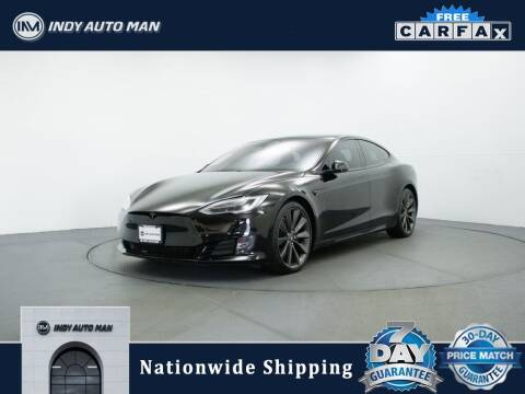 2019 Tesla Model S for sale at INDY AUTO MAN in Indianapolis IN