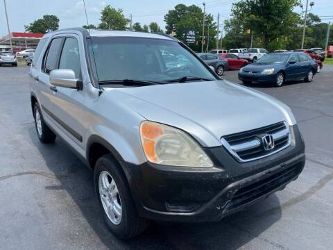 2003 Honda CR-V for sale at JV Motors NC 2 in Raleigh NC