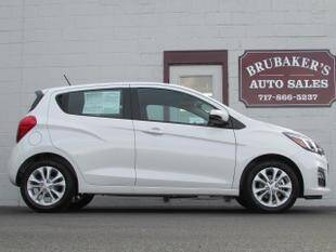 2020 Chevrolet Spark for sale at Brubakers Auto Sales in Myerstown PA