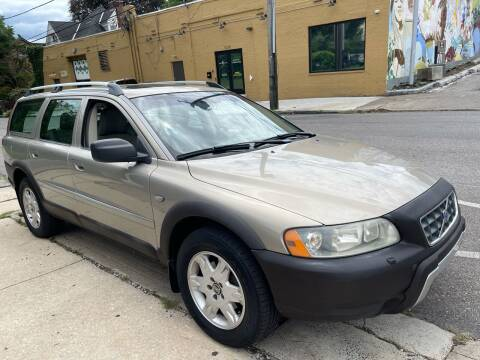 2005 Volvo XC70 for sale at Quality Motors of Germantown in Philadelphia PA