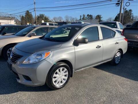 2014 Nissan Versa for sale at AutoConnect Motors in Kenvil NJ