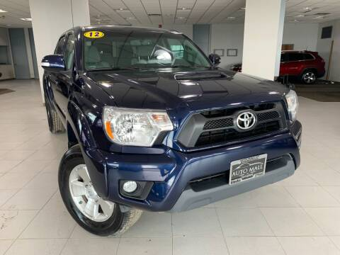 2012 Toyota Tacoma for sale at Auto Mall of Springfield in Springfield IL