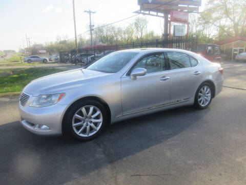 2008 Lexus LS 460 for sale at Car Connection in Little Rock AR